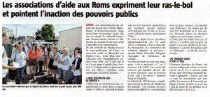 Article La Voix du Nord - 6 juillet 2016